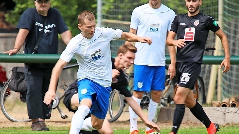 Fußball Sachsenliga