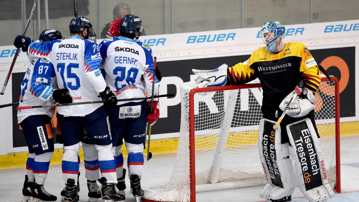Eishockey Länderspiel