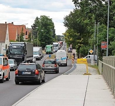 Es ist geschafft: Brücke in Elsterwerda als Projekt jetzt abgeschlossen - Lausitzer Rundschau