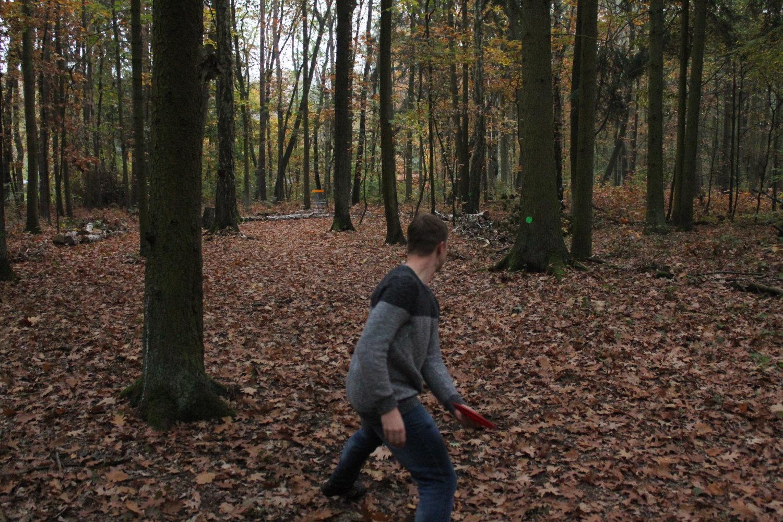 Disc-Golf-Verein Finsterwalde zufrieden mit Entwicklung - Lausitzer Rundschau