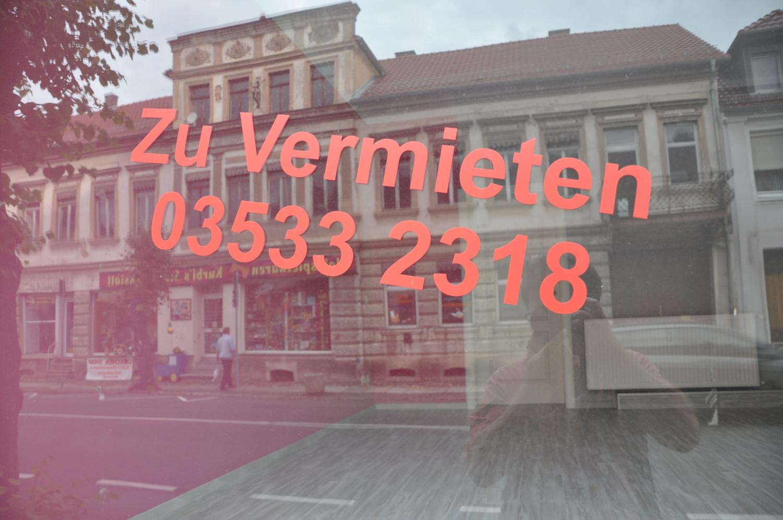 Immer mehr Leerstand in Elsterwerda: Geschäftesterben in der Innenstadt - Lausitzer Rundschau