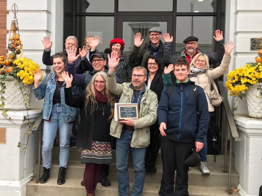 Städtepartnerschaft: Warum US-Stadt eine Herzberg-Woche veranstaltet - Lausitzer Rundschau