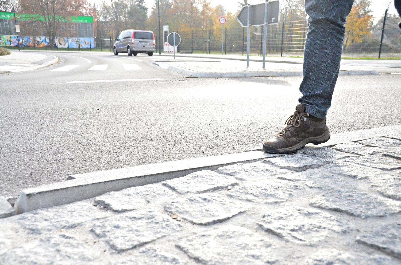 Straßenbau: Baupfusch an Kreisel in Finsterwalde - Lausitzer Rundschau