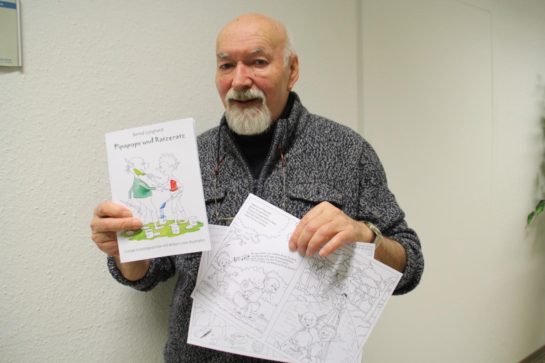 Für Kinder: Autor aus Senftenberg reimt Kobold-Abenteuer - Lausitzer Rundschau