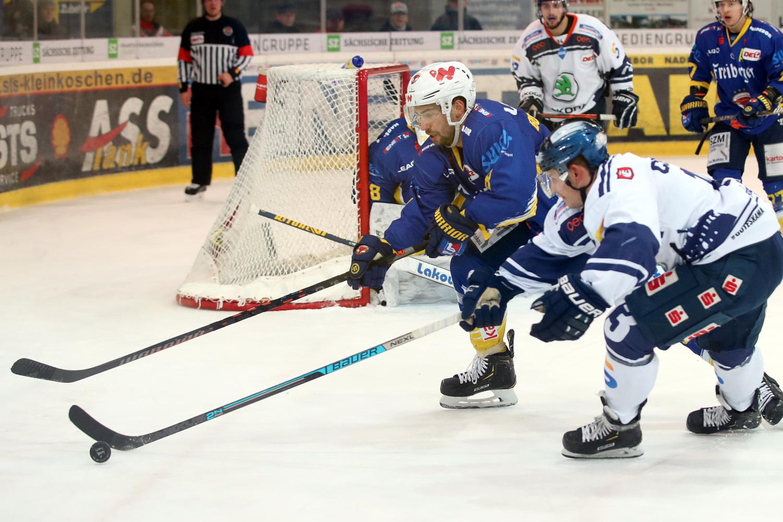 Eishockey Kassel Huskies