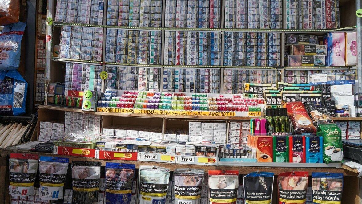 Zigaretten Aus Polen Einführen Zoll