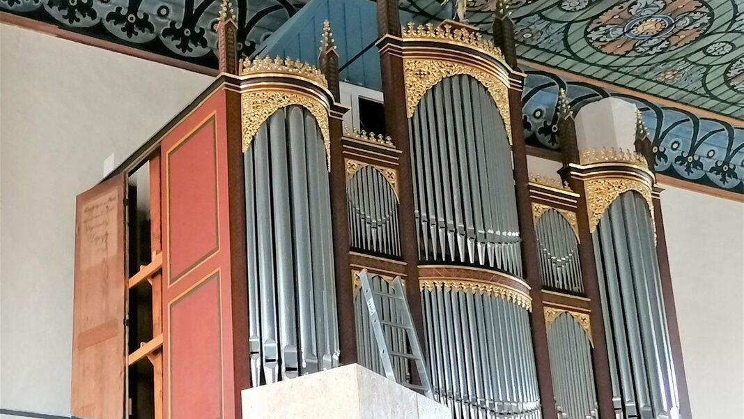 Gestimmt und gereinigt: Die Orgel ist die längste Zeit stumm geblieben. Doch wann genau wird sie wieder erklingen?