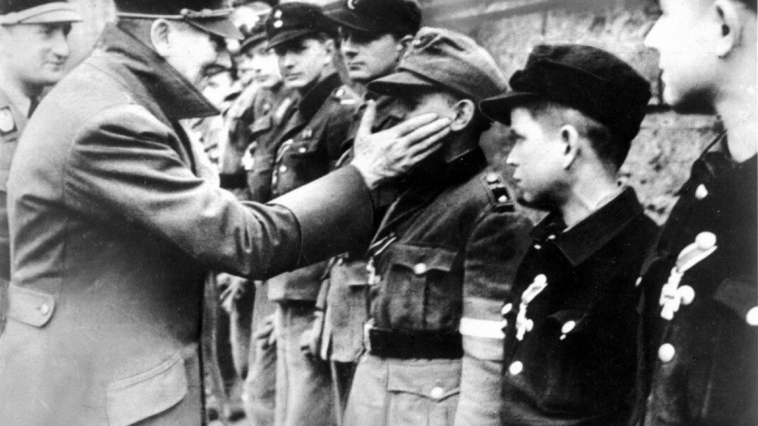 Hitler jugend frisur
