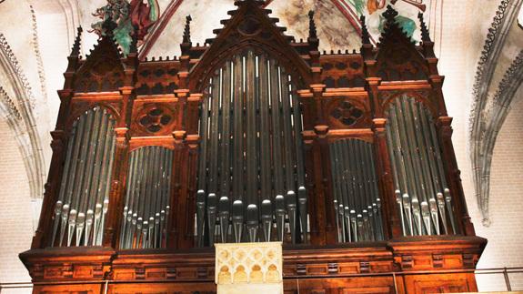Orgelsanierung liegt im Zeitplan
