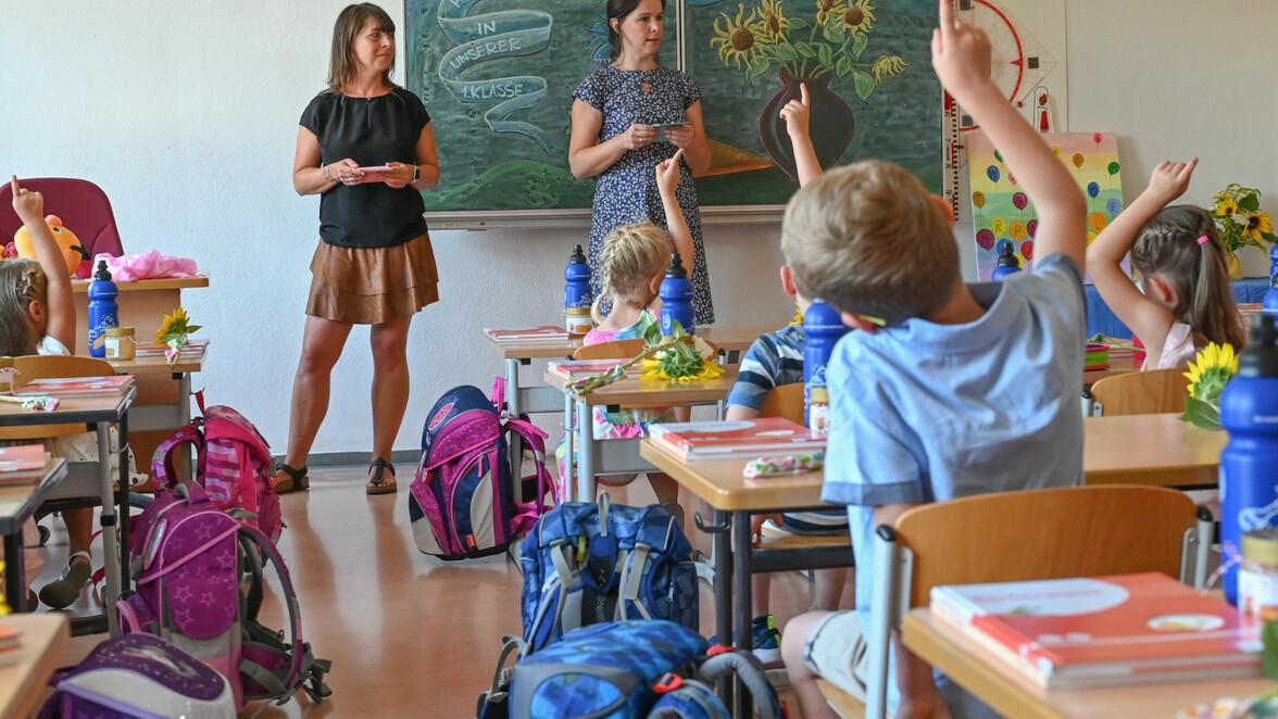 Schulstart Brandenburg