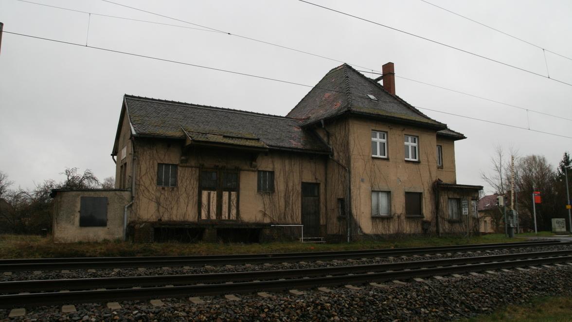 Bahnhof Versteigerung