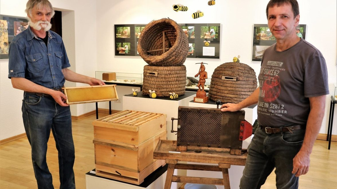 Es summt gewaltig im Weißgerbermuseum Doberlug-Kirchhain