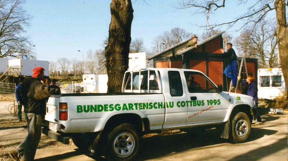 Bundesgartenschau in Cottbus