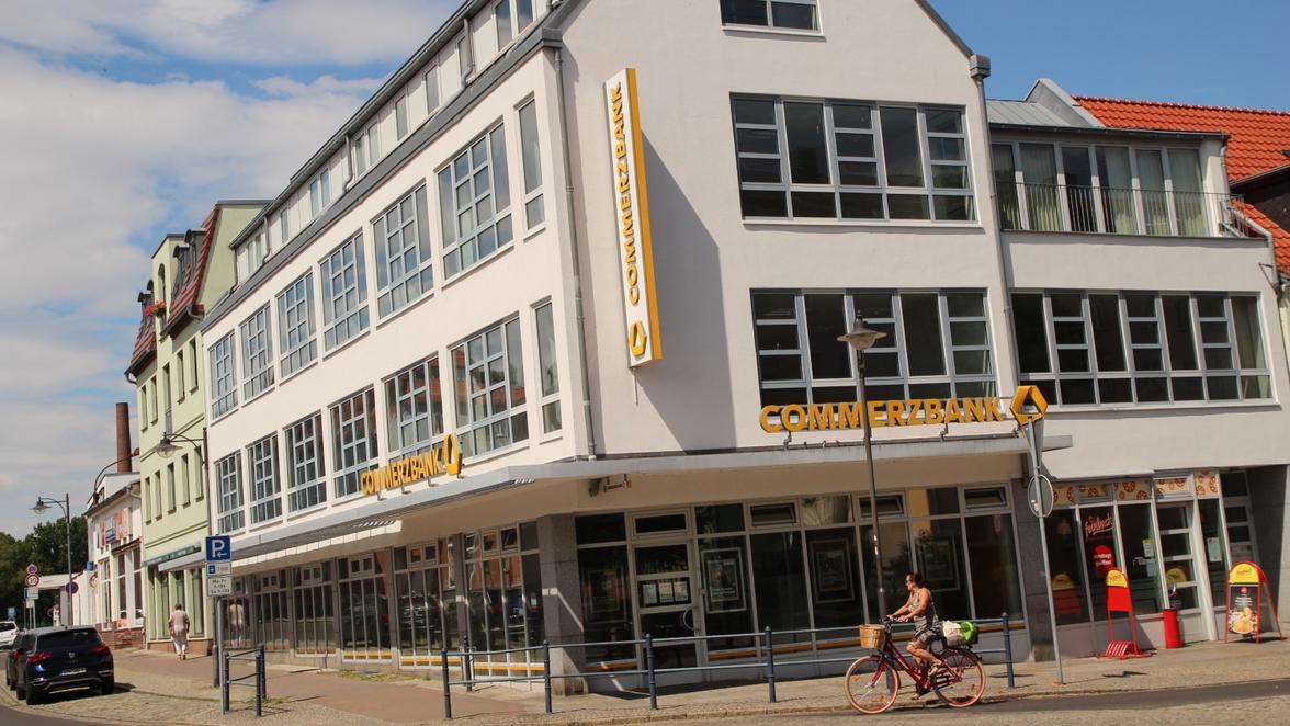 Commerzbank Magdeburg Magdeburg
