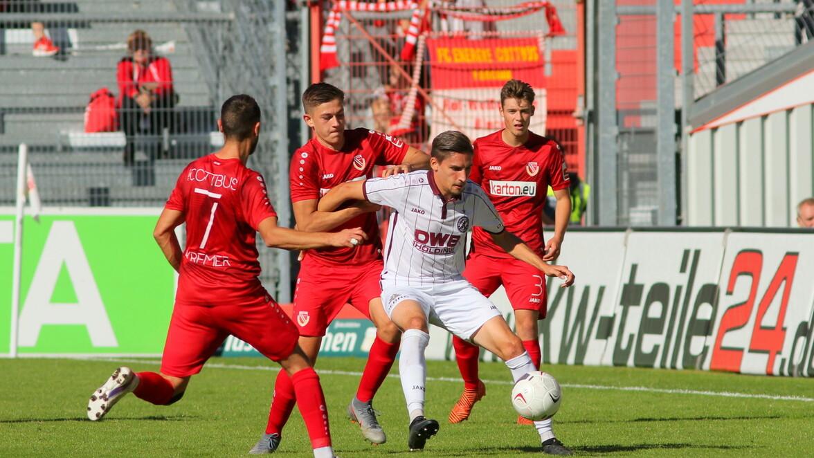 Energie Cottbus: Berliner Verein will Start der Regionalliga blockieren - Lausitzer Rundschau