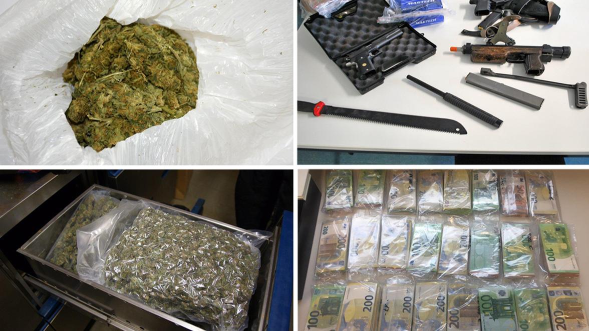 Encrochat-Nachrichten geknackt: Schon 24 Verhaftungen – Kryptodienst ist  ein Geschenk für Brandenburgs Drogenfahnder | Lausitzer Rundschau