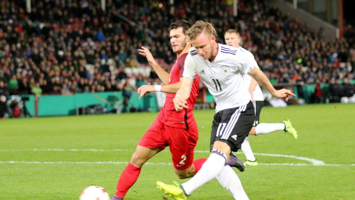 U21 Deutschland Aserbaidschan