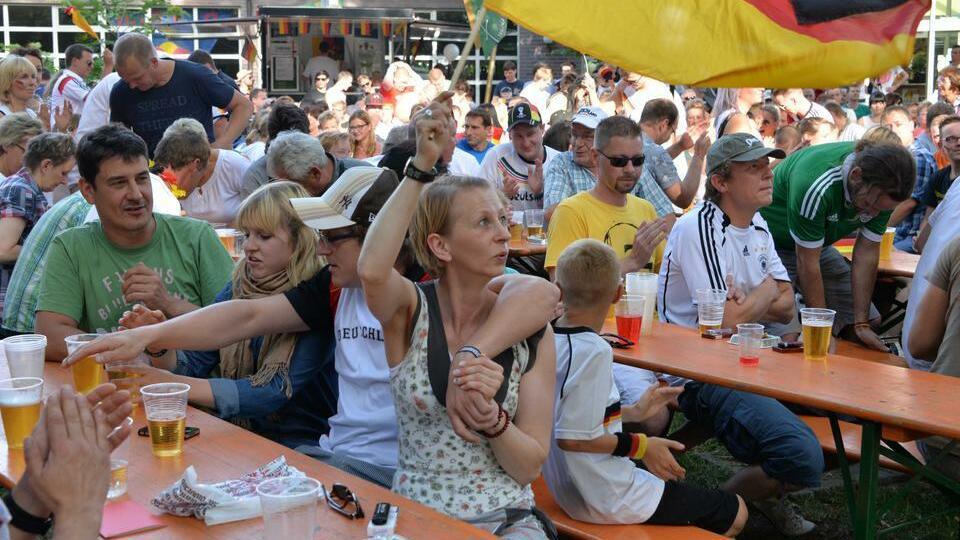 Public Viewing Cottbus